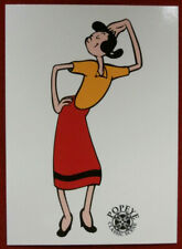 """POPEYE - Individual Card #62 - Famous Studios """"MESS PRODUCTION"""" - Card Creations"""