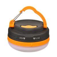 Small Square Bivvy LED Light Carp Fishing Waterproof  - 120 Lumens Portable