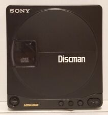 Sony Discman D-9 Compact Disc Compact Player