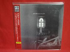 PATTI SMITH Peace And Noise JAPAN MINI LP CD 1997 7th BVCM-37933