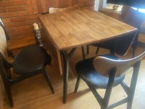 G Plan Butterfly Table And Chairs