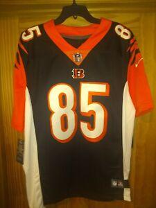 Nike Cincinnati Bengals Tyler Eifert Black Limited #85 Jersey Large Ocho Cinco