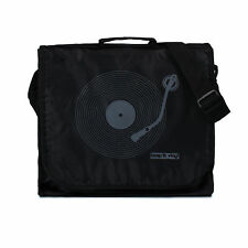 Keep It Vinyl: Record Bag - Retro Vintage Records LP DJ Messenger Shoulder Mens
