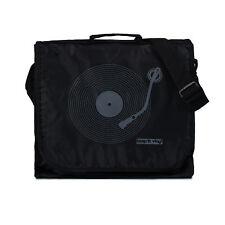 Keep It Vinyl: Record Bag - Retro Vintage Records LP DJ Messenger Shoulder Mens