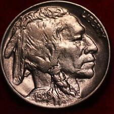 Uncirculated 1928 Philadelphia Mint  Buffalo Nickel