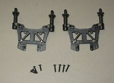 NEW REDCAT RACING VOLCANO S30 FRONT & REAR SHOCK TOWER & BODY MOUNTS W/HARDWARE