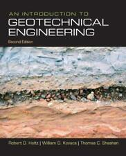 An Introduction to Geotechnical Engineering 2e Int'l Edition