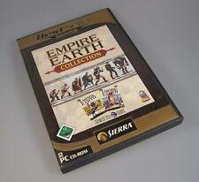 Empire Earth  und Zeitalter der Eroberungen = Collection PC in Deustch