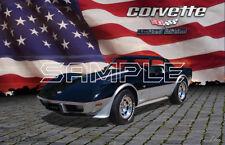 1978 Corvette LE American Muscle Print