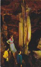 Specter Column-Caverns of Luray-LURAY, Virginia
