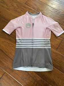 Wyn Republic Ladies Cycling Jersey - XS - Rayure Collection