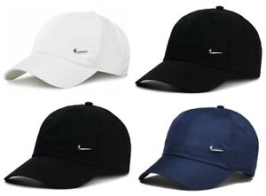 Nike Mens Swoosh Metal Cap Heritage 86 Baseball Golf Adjustable Sports Hat