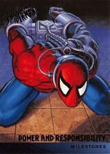 Black Costume #19 The Amazing Spider-Man 1994 Fleer Trading Card