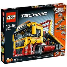 LEGO Technic Flatbed Truck 8109 - Retired