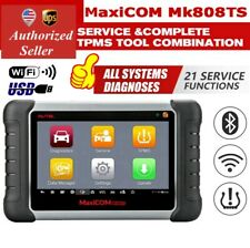 Autel MAXICOM MK808TS OBD2 OBDII Scan Tool Code Reader Automotive Scanner TPMS