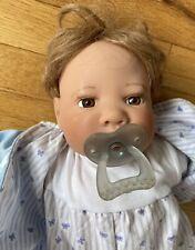 "New listing Lee Middleton Original Doll ""First Born Awake Boy"" 19"""