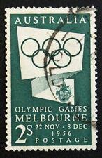 Timbre AUSTRALIE / Stamp AUSTRALIA Yvert et Tellier n°216 obl (Cyn22)