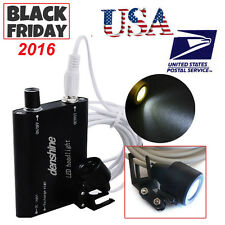 USA-LED Head Light Lamp for dental Surgical Medical Binocular Loupes eyeglasses