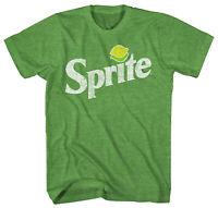 Coca-Cola Sprite Logo Men's Graphic T-shirt