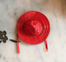 VTG 70s Mary Quant Daisy Doll Hat MOD Licca