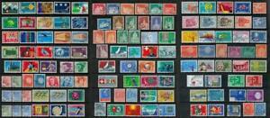 Switzerland CTO & Used Stamps. 1960's, 1970's. Cat app £80
