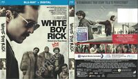 White Boy Rick (Blu-ray SLIPCOVER ONLY * SLIPCOVER ONLY)