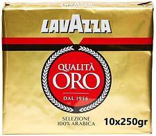 Lavazza - gemahlener Kaffee Oro 10x250 gr