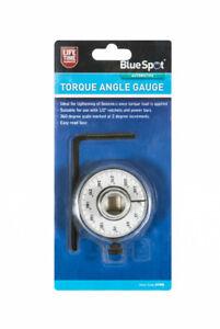 Torque angle gauge ½ inch drive BlueSpot 07940