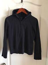 KENNETH COLE REACTION Sz S Full Zip HOODED Sweatshirt