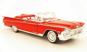 1:18 Yatming Yat Ming Road Signature Red 1959 Buick Electra Item 92598