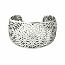 LINKS OF LONDON TIMELESS CUFF STERLING SILVER BRACELET 5010.3182 - FREE SHIPPING