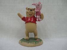 Walt Disney Winnie the Pooh You Bring Friendship To A Higher Level Piglet