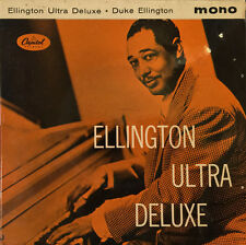 "Duke Ellington and His Orchestra Ultra Deluxe EP 7"" 45rpm UK vinyl record (fair)"