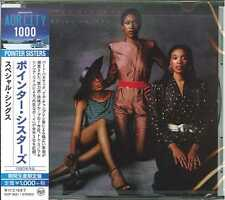 THE POINTER SISTERS-SPECIAL THING -JAPAN CD B63