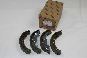 Original Brake Shoes Rear Ford Fiesta Year 7/2008 - 5/2017 2147333