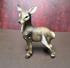 Ceramic Deer Figurine
