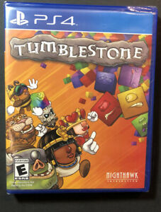 Tumblestone (PS4) NEW
