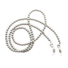 RAINBOW Cordon Lunettes Porte-Lunette Perles RC-Shell Pearl Dark 5mm