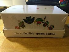 NEW Special Edition Justice League Android Mini Collectible Set *Sealed*
