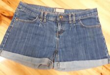 Denim SHORTS  COTTON ON  Sz 14 ladies womens faded blue