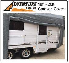 18 -20ft Heavy Duty 4 Layer Caravan Campervan Cover UV protection and Waterproof