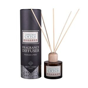 Christmas Cwtch Reed Diffuser with Spiced Orange & Clove 100ml
