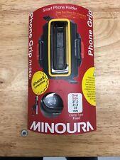 Minoura iH-500-OS PHONE GRIP Handlebar Mount for 27.2 31.8 or 35 mm Handlebars
