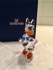 Swarovski - Daisy Duck - Disney - Retired - Figurine