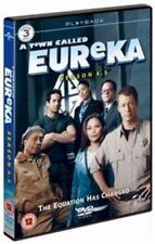 Eureka - Series 4 - Part 2 ( Season 4.5 ) (DVD, 2012, 3-Disc Set)