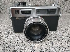Yashica Electro 35 35mm Film Camera w case & strap