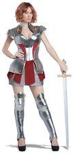 Joan Of Arc Historical Heroine Womens Adult Medieval Warrior Costume Large 10-12