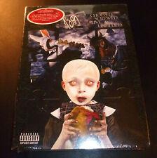 "New! KORN ""Chopped, Screwed, Live & Unglued"" (2-CD & Bonus DVD 2006) NTSC SEALED"