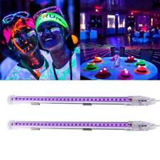 2X 9W Led Uv Bar Black Light Disco Stage Dj Party Christmas Xmas Usb Lamp
