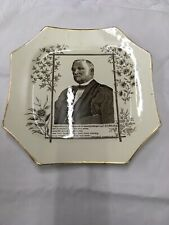 Commemerative Plate James Fraser, Lord Bishop of Manchester 1885